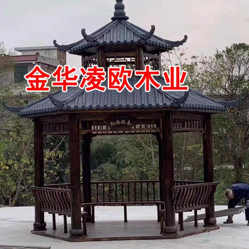 陇南防腐木凉亭价格
