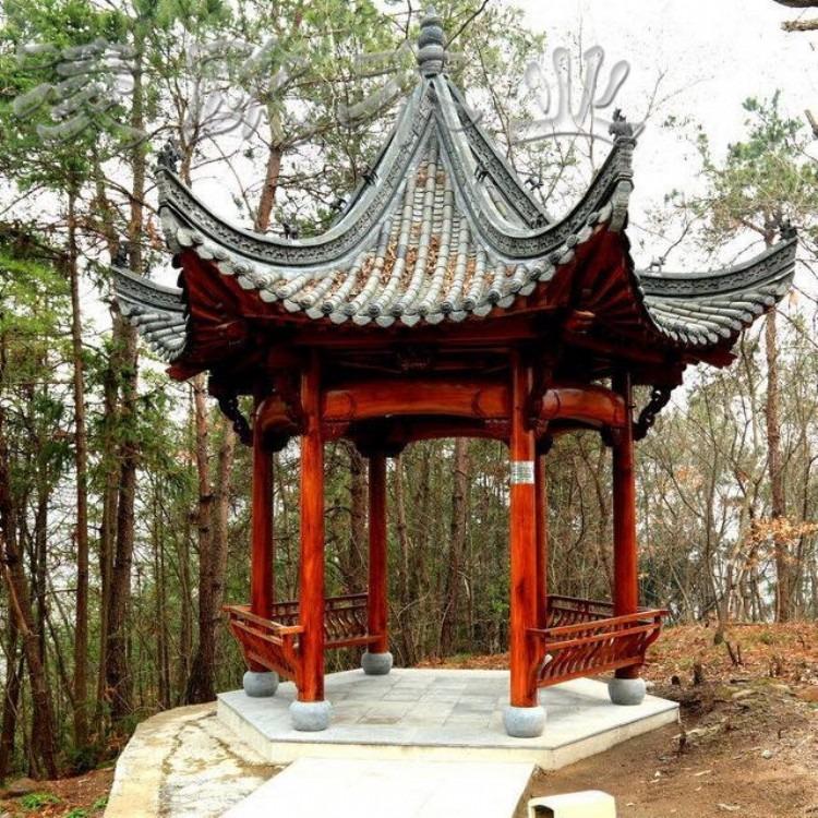 杭州防腐木凉亭