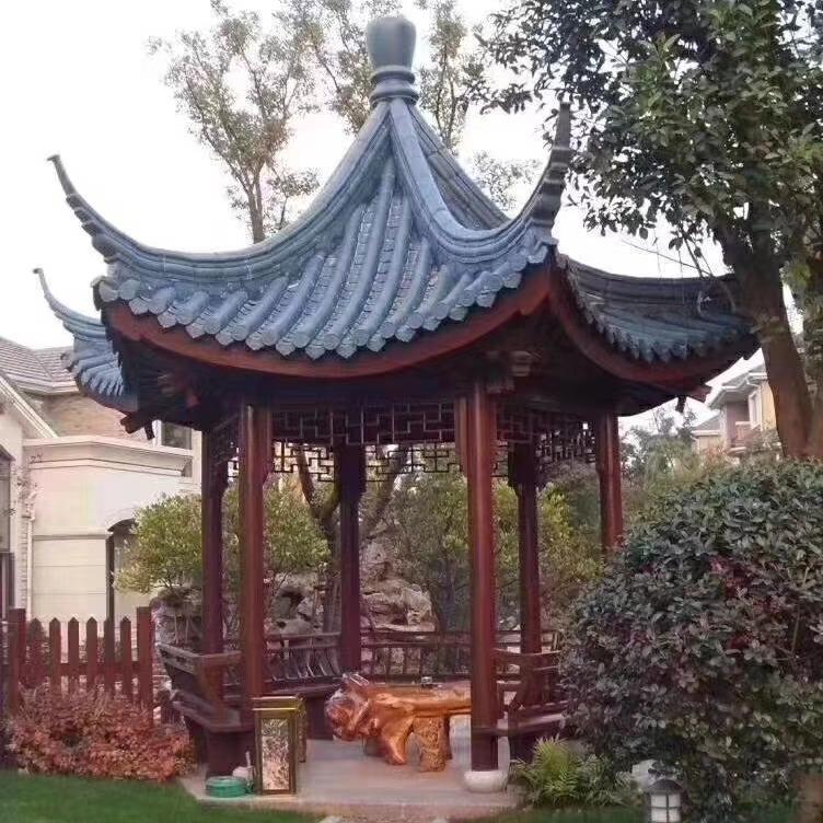 南宁市木塑凉亭厂家