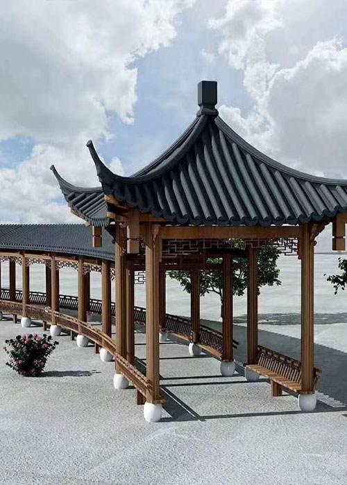 广州木凉亭厂家