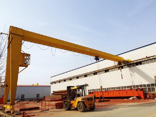 河南省矿山起重机有限公司安装队
