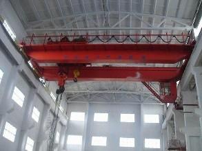 河南矿山起重机中标钢铁项目