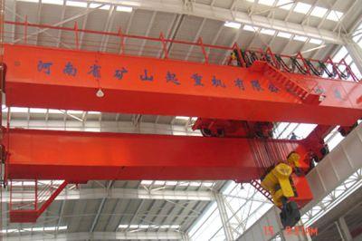 双桥起重机河南洛阳矿山机械厂