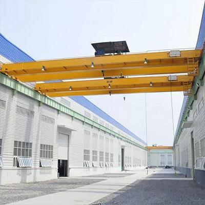 舟山20/5吨29米双主梁包厢门式起重机